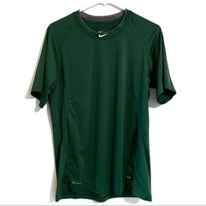 NIKE PRO men's fitted combat shirt